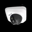 Milesight MS-C2982-PB 2MP beltéri fix optikás Mini dome kamera, 2.8mm