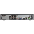 Rifatron EH5-0404 4 csatornás PoE FHD hálózati video rögzítő (NVR)