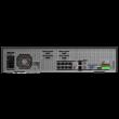 Rifatron HD7-1608r 16 csatornás UHD IP NVR beépített 8 port PoE switch, RAID