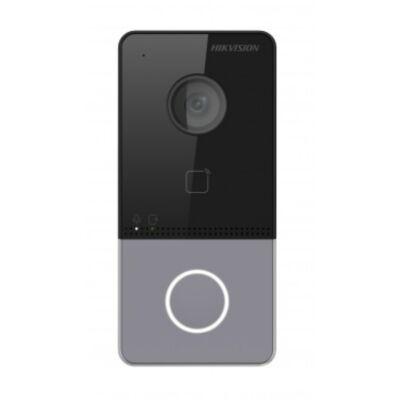 Hikvision DS-KV6113-WPE1 IP video kaputelefon kütéri egység, egylakásos, műanyag