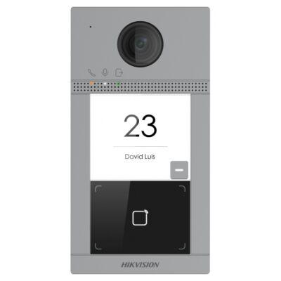Hikvision DS-KV8113-WME1 IP video kaputelefon kütéri egység, egylakásos, WiFi