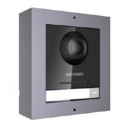 Hikvision DS-KD8003-IME1/Surface Társasházi IP video kaputelefon kütéri főegység