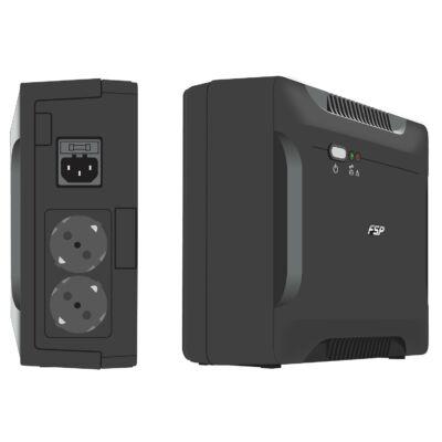 FSP Nano 600 szünetmentes tápegység 600VA