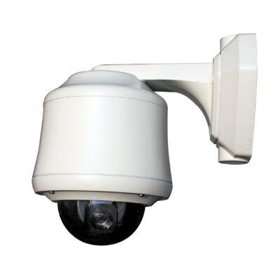 Wonwoo PSH-100W Kültéri oldalfali kameraház PS-100 típusú speed dome kamerához.