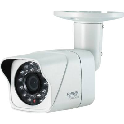 Wonwoo BF-M18P-24 HD-SDI Kompakt kültéri IR csőkamera fix optikával.