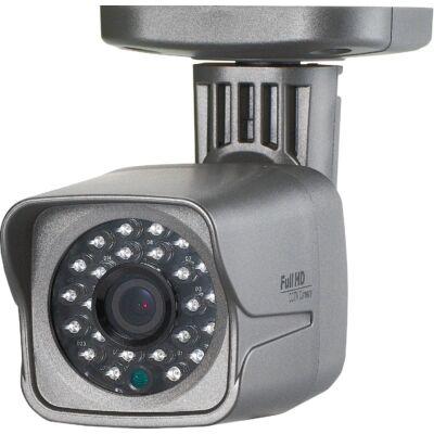 Wonwoo BK-M18-24 HD-SDI Vandal K sorozatú kompakt kültéri IR csőkamera fix optik