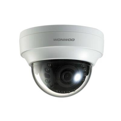 Wonwoo DF-M18P-12 HD-SDI Beltéri IR dome kamera fix optikával.