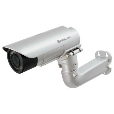 Brickcom OB-200Np 2M IP Bullet kamera motorzoom optikával.