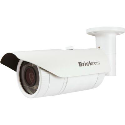 Brickcom OB-500Af-v5 5M IP Bullet kamera.4mm fix optikával.