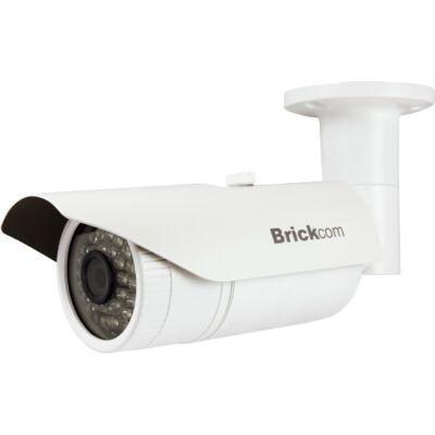 Brickcom OB-E200Nf 2M IP Bullet kamera. 4mm fix optikával.