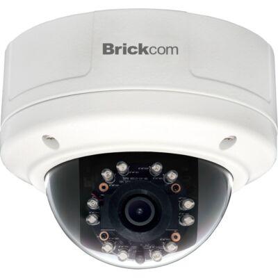 Brickcom VD-301Af 3M IP kültéri dome kamera. 4mm fix optikával.