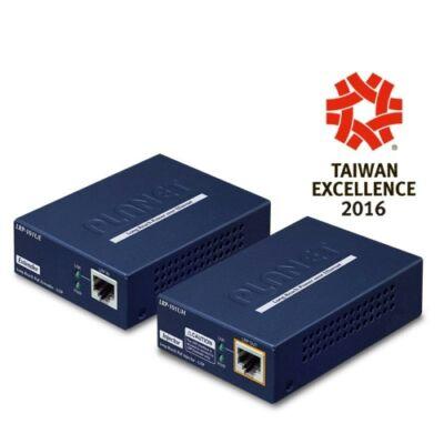 Planet LRP-101U-KIT nagy távolságú Ethernet over UTP adapter. Adó - vevő egység
