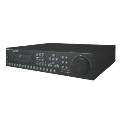 GSP GQVR-6900CJ önálló DVR 9ch, MPEG4, pentaplex, 200fps(CIF).
