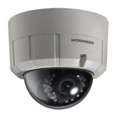 Wonwoo MV-038-22 HD-SDI Vandálbiztos kültéri motorzoom IR dome kamera.