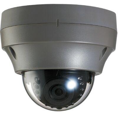 Wonwoo DK-M18-12 HD-SDI Vandal K sorozatú kültéri IR dome kamera fix optikával.