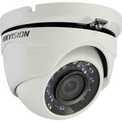 Hikvision DS-2CE56D0T-IRM kültéri 1080p TurboHD dome kamera fix optikával