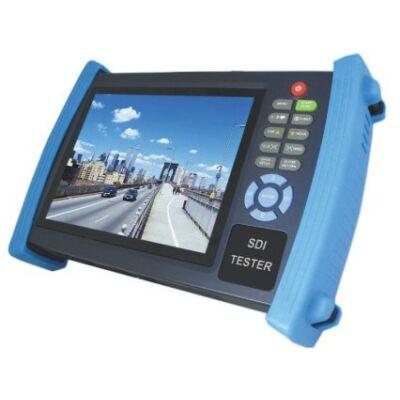 Metricu M-SDT-SD2 CCTV teszter műszer