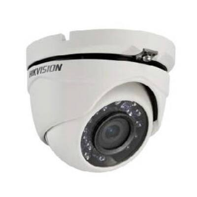 Hikvision DS-2CE56D0T-IRMF kültéri 1080p univerzális dome kamera fix optikával