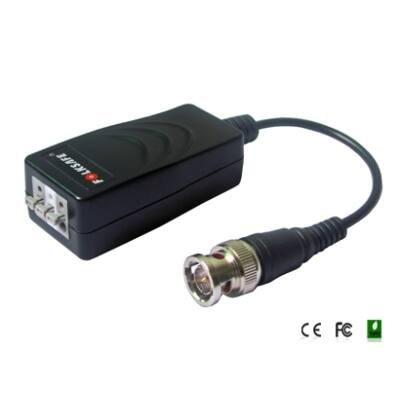 Folksafe FS-4000SR 1 CH passzív video balun földhurok leválasztóval