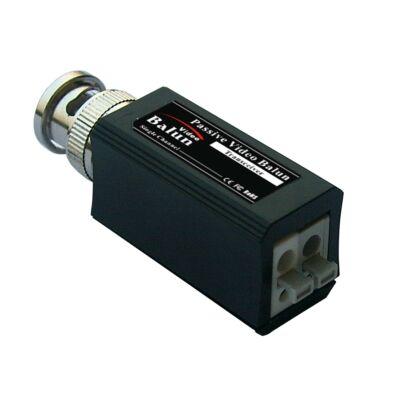 Folksafe FS-4100SR 1 CH passzív video balun szorító érintkezős csatlakozással