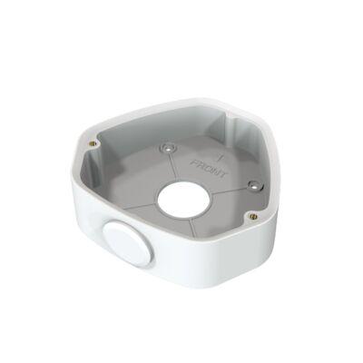 Milesight MS-A74 kiegészítő műanyag alátét doboz Vandal mini dome kamerákhoz