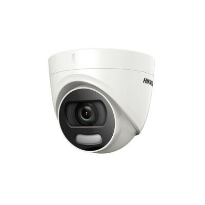 Hikvision DS-2CE72DFT-F kültéri 1080p TurboHD WDR dome kamera fix optikával
