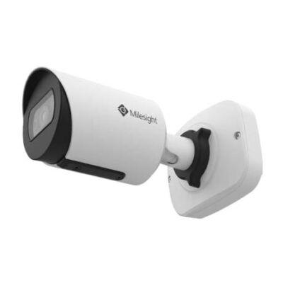 Milesight MS-C5364-PB 5MP kültéri fix optikás Mini csőkamera, 6mm