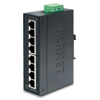 Planet ISW-801T 8-Port 10/100TX Ethernet switch
