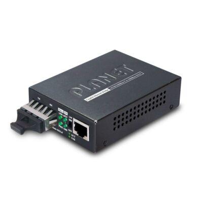 Planet GT-802 10/100/1000BASE-T - 1000BASE-SX média konverter (SC,MM)-220/550m