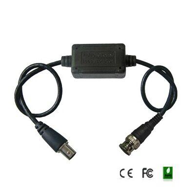 Folksafe FS-HDGLI001 1 CH passzív HD-CVI/TVI/AHD földhurok leválasztó, BNC-BNC