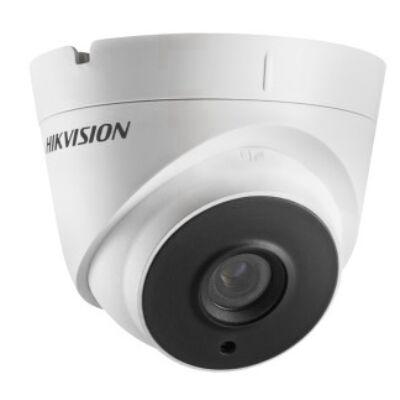 Hikvision DS-2CE56D8T-IT3F kültéri 1080p univerzális dóm kamera fix optikával